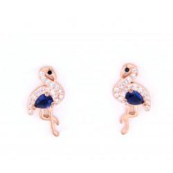 orecchini fenicottero